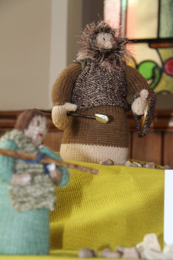 Knitted Bible Gallery 8