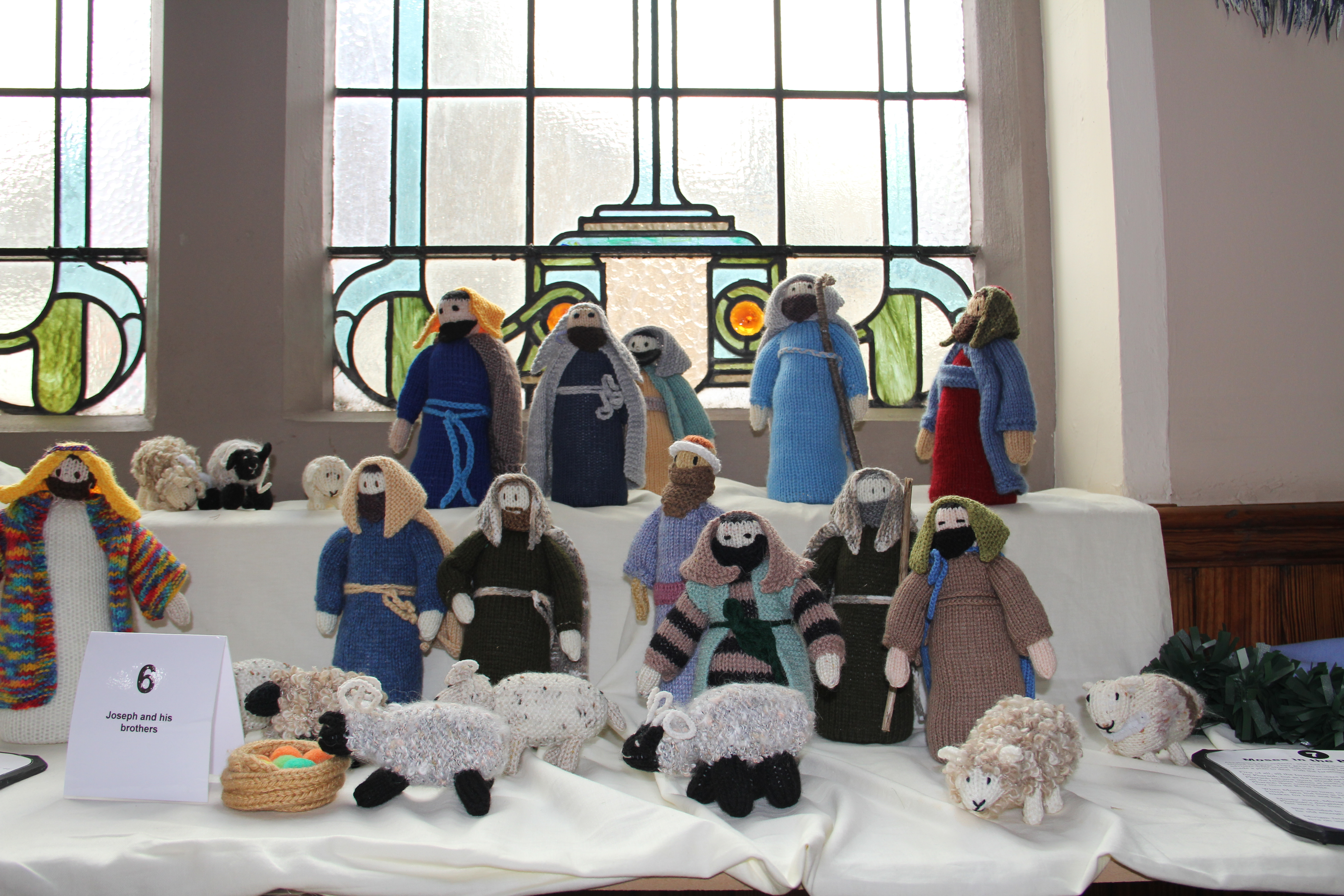 Knitted Bible Gallery 7