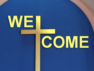 Are We A Welcoming Church?