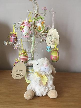 Jean Wales - Easter Tree
