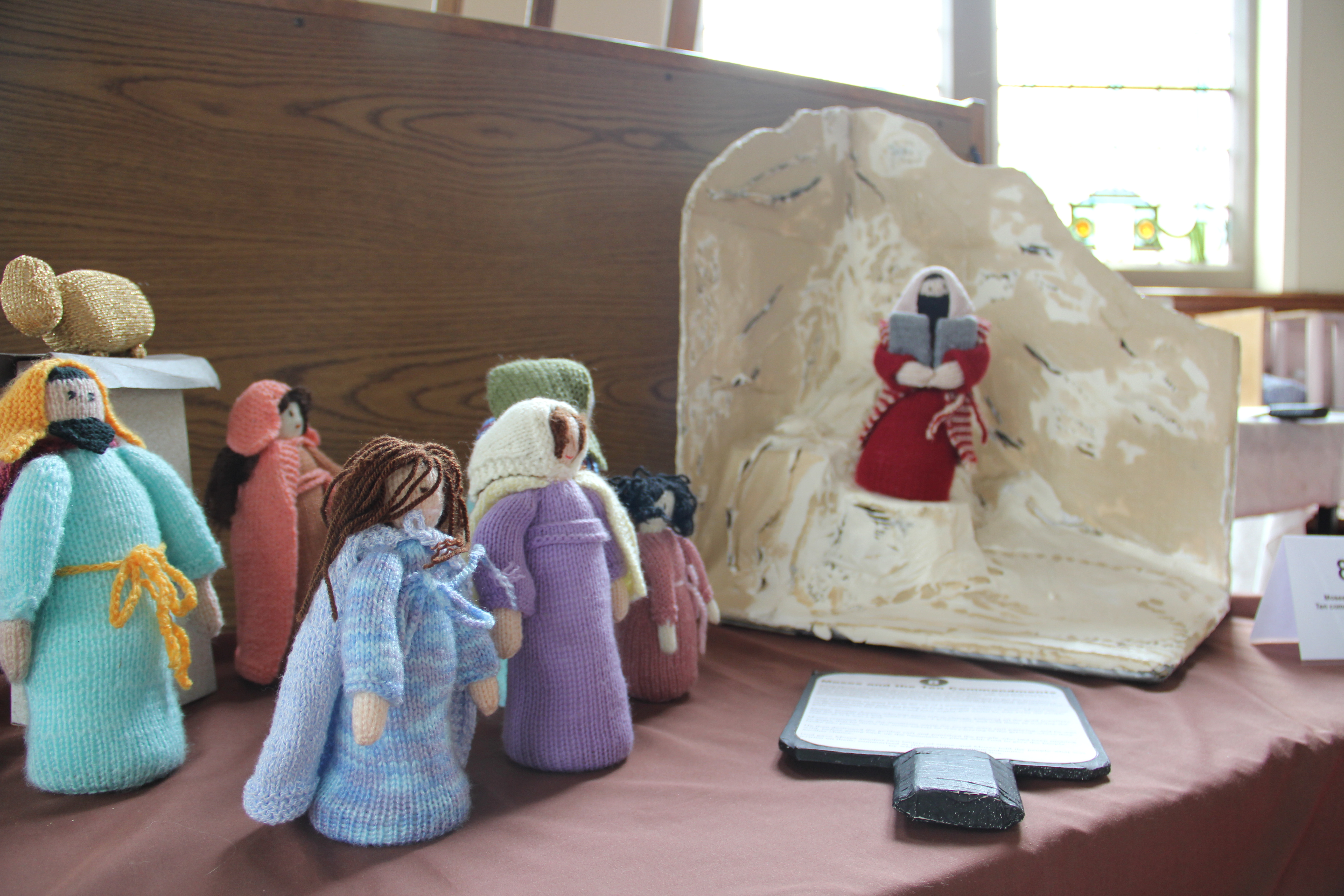 Knitted Bible Gallery 10