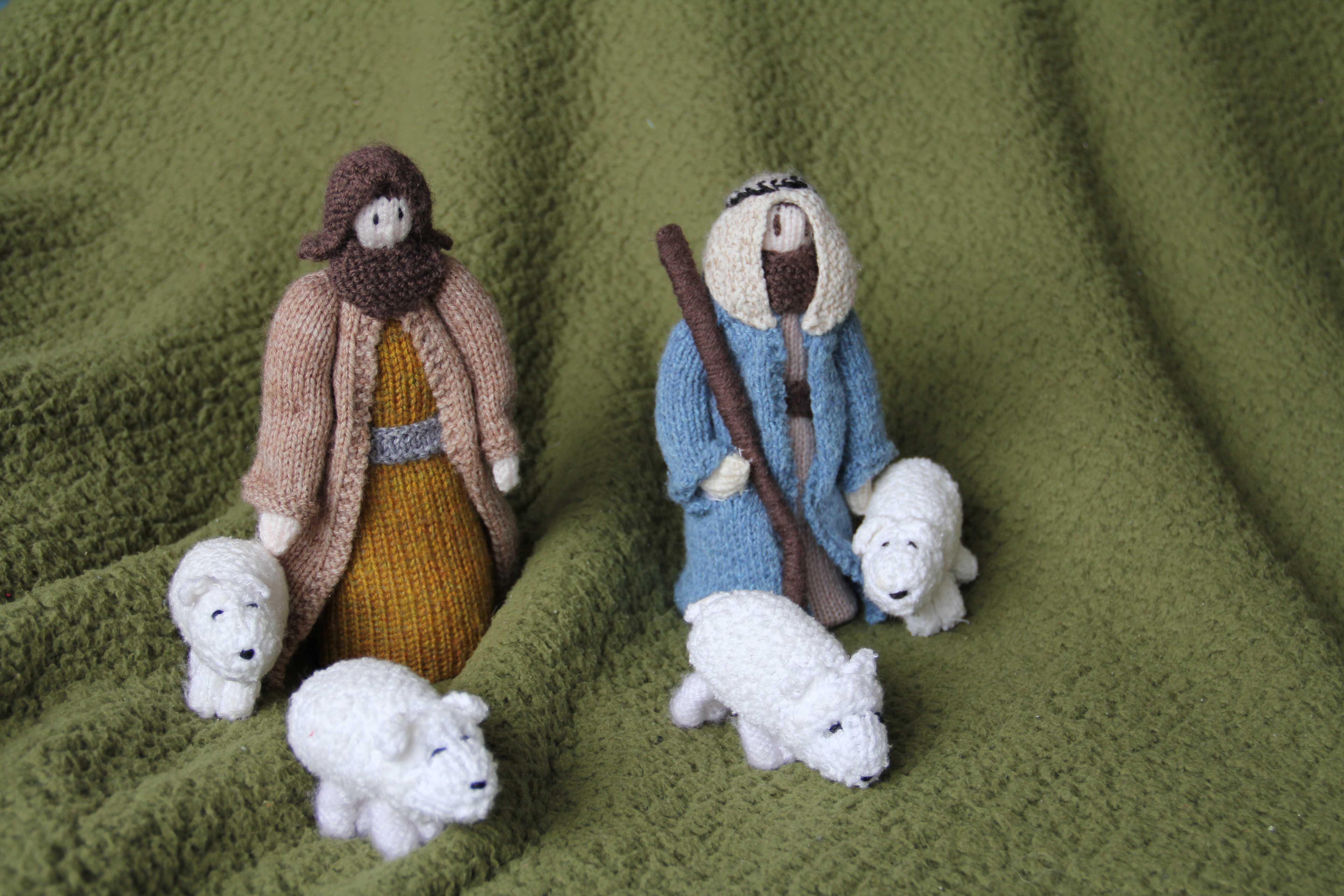 Knitted Bible Gallery 18