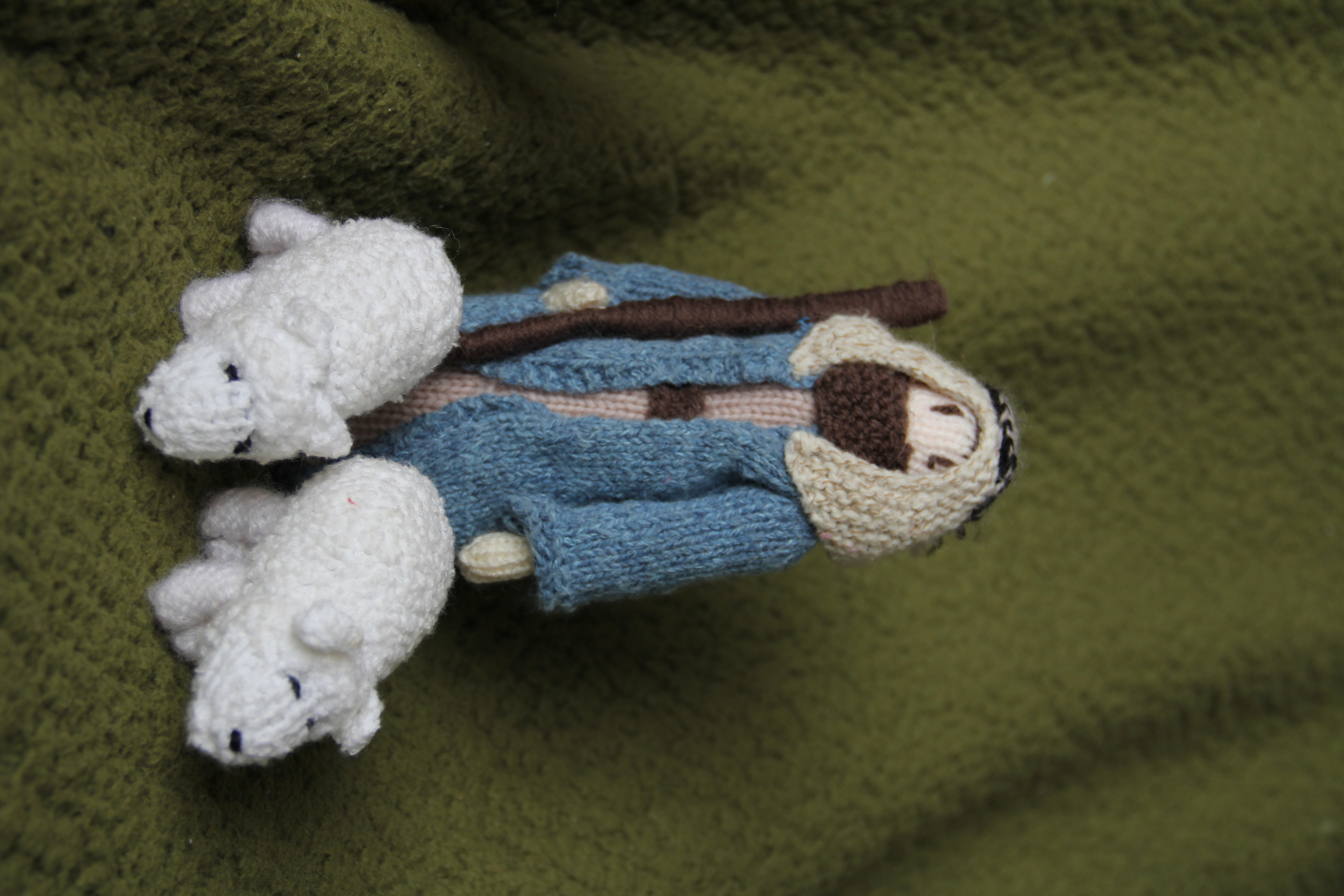 Knitted Bible Gallery 16