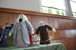 Knitted Bible Gallery 12