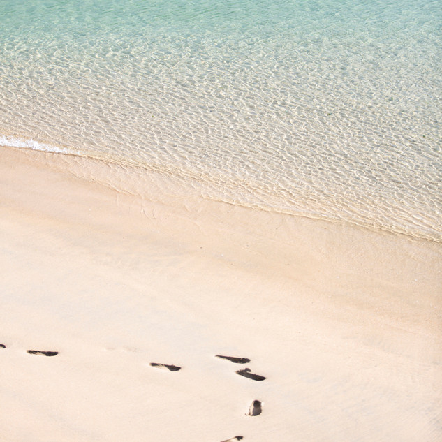 Golden Sands and Crystal Clear Waters