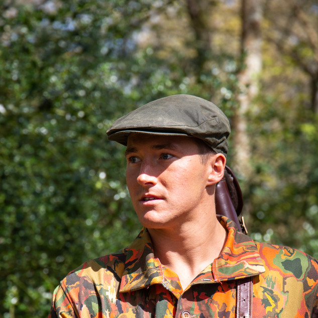 Noah in the Woods