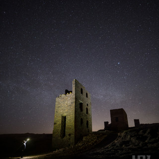 Wheal Coates by Night