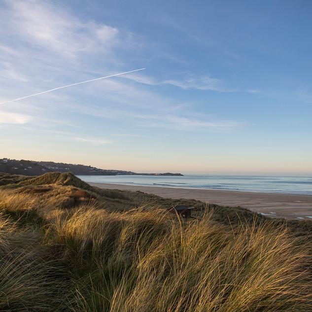 Porthkidney Sand Dunes