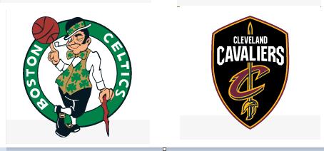 NBA Forgiati Challenge BOS-CLE