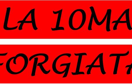 LA 10MA FORGIATA