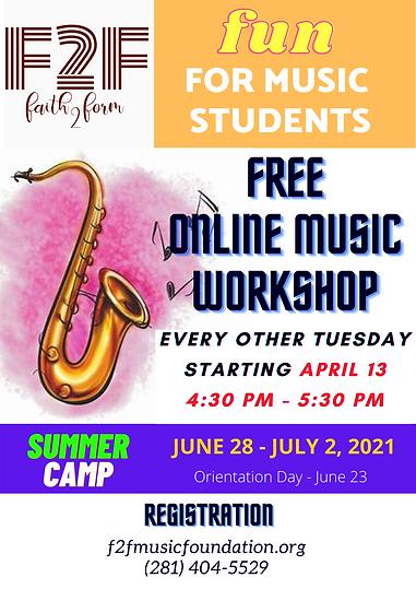 F2F Music Foundation workshop flyer.png