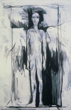 Man With Wings, 1984