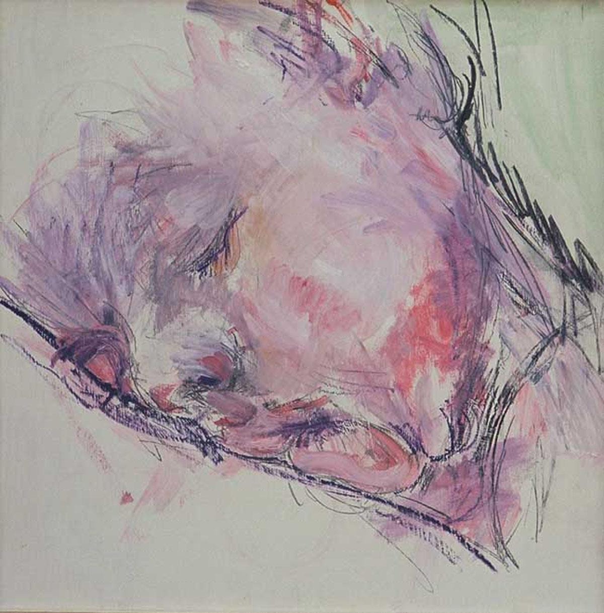Sleeping Baby, 1993