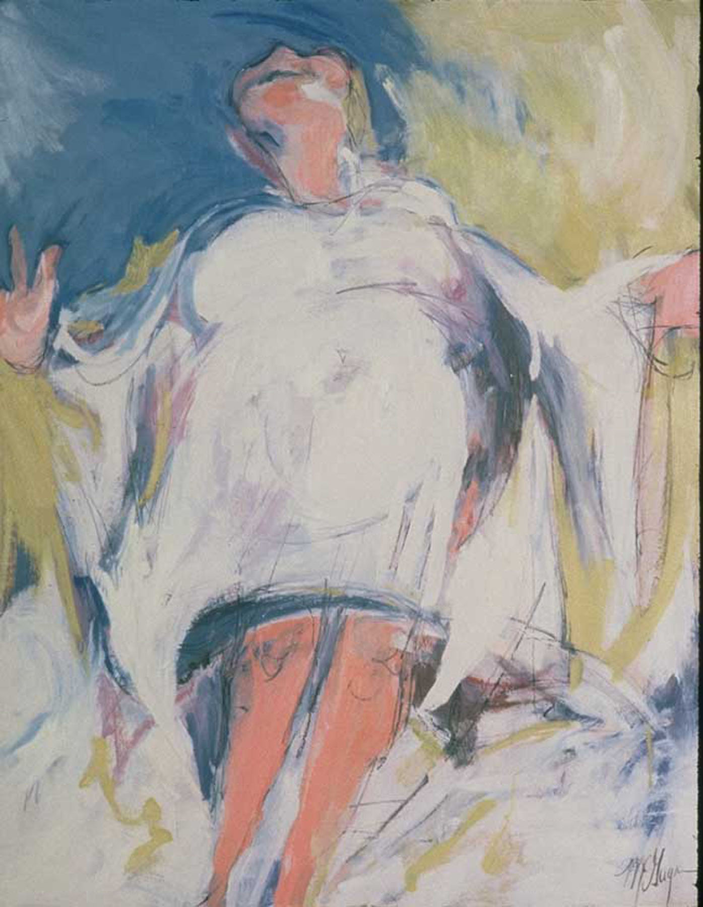 Laughing Angel, 1983