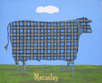Macaulay cow.