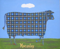 Macaulay cow.