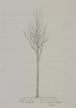 Study for Bronze Tree