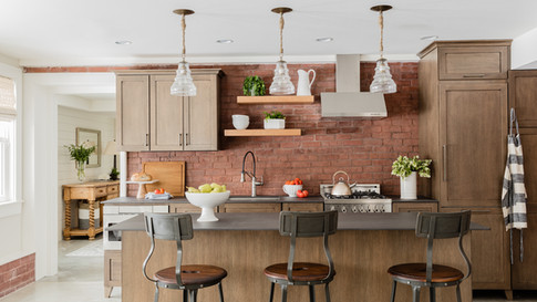 River Residence - Kitchen