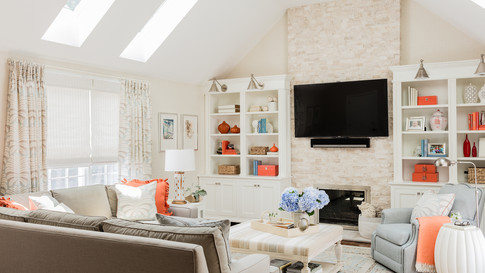 Westwood Residence- Family Room