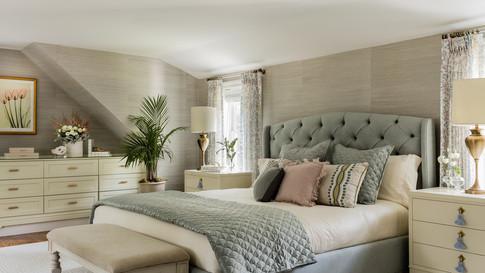 Westwood Residence-Master Bedroom