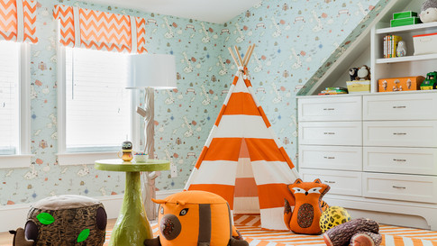 Westwood Residence -Play Room