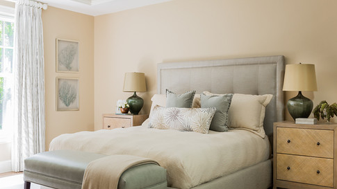 Weston Residence -Master Bedroom