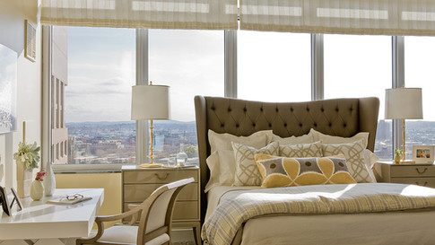 Charles Penthouse 2-Master Bedroom