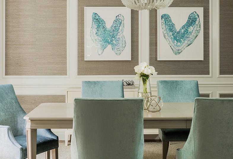 Weston Residence - Dining Room