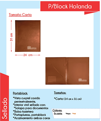 HOLANDA (caja c/30pzs.)