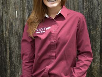 Meet Maelynn Ruff, Social Media Leader for the 2018 Junior Board
