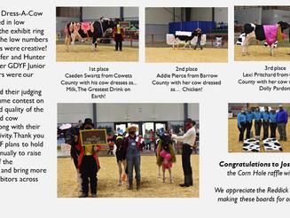 Dress-A-Cow Contest News