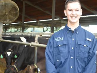 Meet Jacob Bass, GDYF Junior Board of Directors Second Vice President