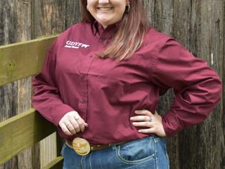 Meet Caroline Sizemore, Scrap Booker for the 2018 GDYF Junior Board