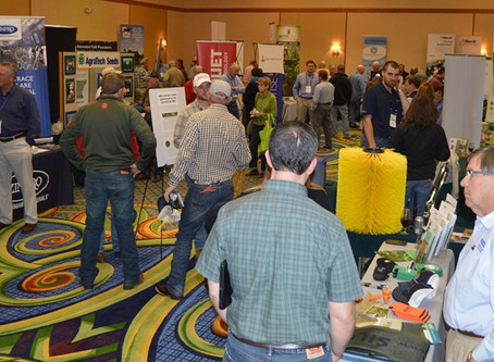 Larger Exhibit Hall - More Attendees!!
