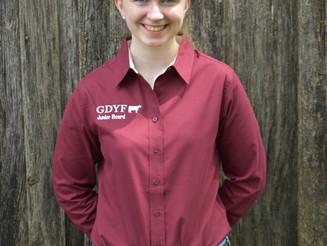 Meet Jennifer Brinton, Events Coordinator of the 2018 Georgia Dairy Foundation Junior Board