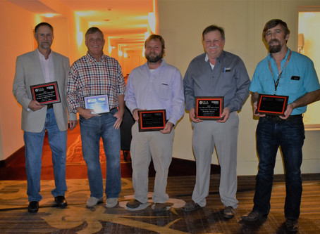 2016 GA Cream of the Crop Awards  Presented at 2017 Georgia Dairy Conference