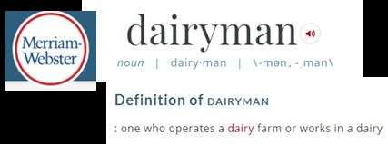 Dairy(wo)man