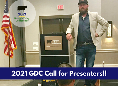 2021 GDC Call for Presenters