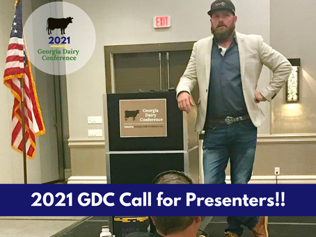 2021 GDC Call for Presenters