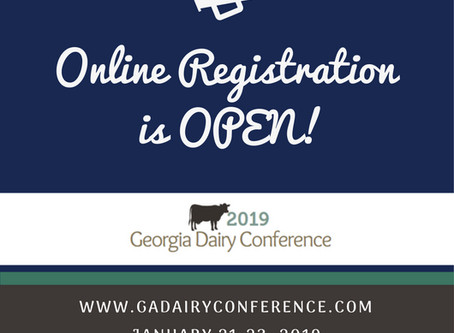 Online Registration for 2019 GDC is Open!