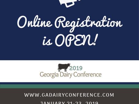 Online Registration for 2019 GDC is Open!