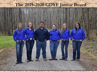 GDYF Applications Due January 30th