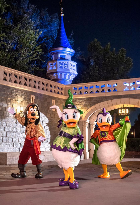 New Dates Added for Walt Disney World's Boo Bash