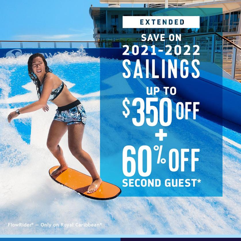 Save on a Royal Caribbean Cruise