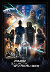 New Poster Released for Star Wars: Galactic Starcruiser