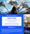 Save up to $500 with a Walt Disney World Vacation