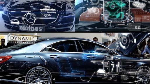 BRABUS - Anatomy of a car