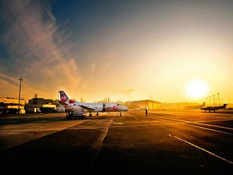 Gesund und sicher mit Privatflügen