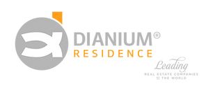 DIANIUM Residence Logo