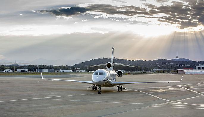 RAAF-Falcon-7X-Copywright-Commonwelath-o